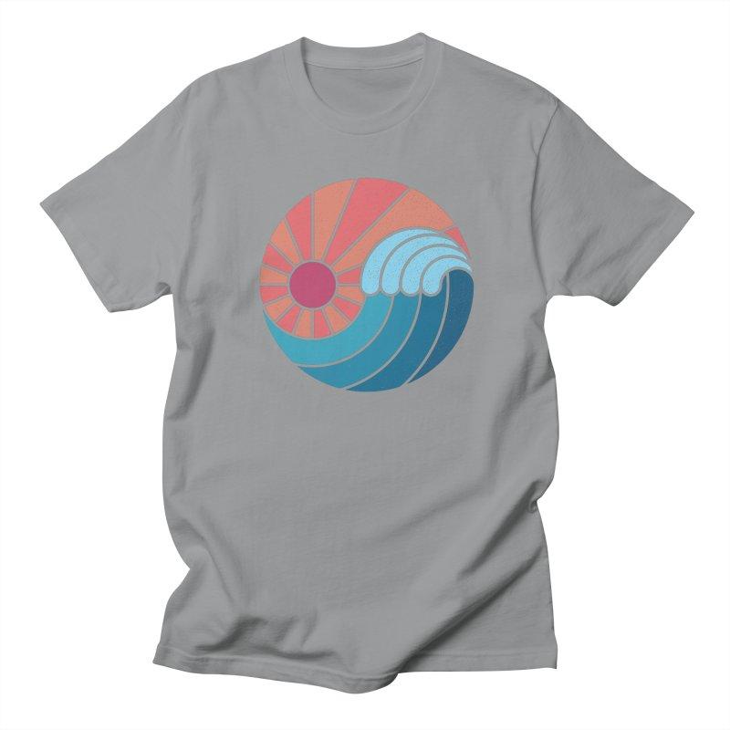 Sun & Sea Women's Regular Unisex T-Shirt by thepapercrane's shop