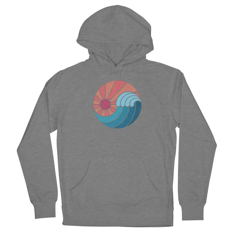 Sun & Sea Women's Pullover Hoody by thepapercrane's shop