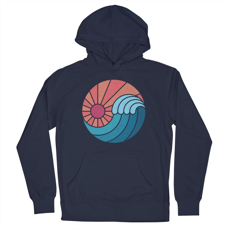 Sun & Sea Men's Pullover Hoody by thepapercrane's shop
