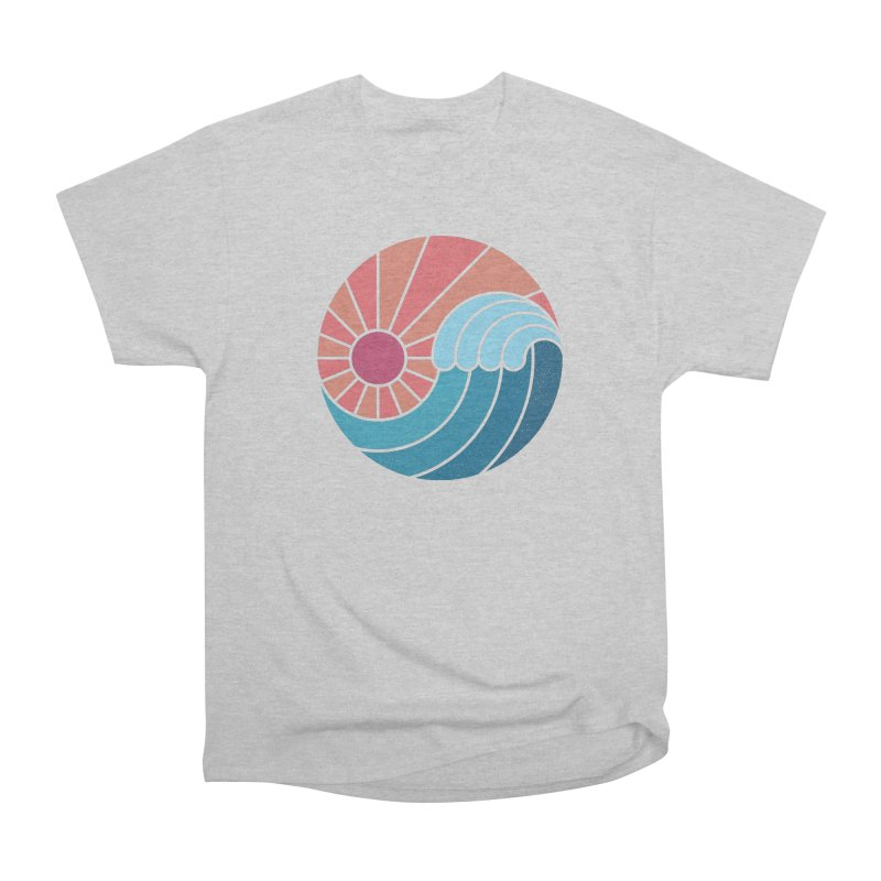 Sun & Sea Women's Classic Unisex T-Shirt by thepapercrane's shop