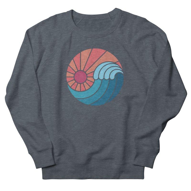 Sun & Sea Women's Sweatshirt by thepapercrane's shop