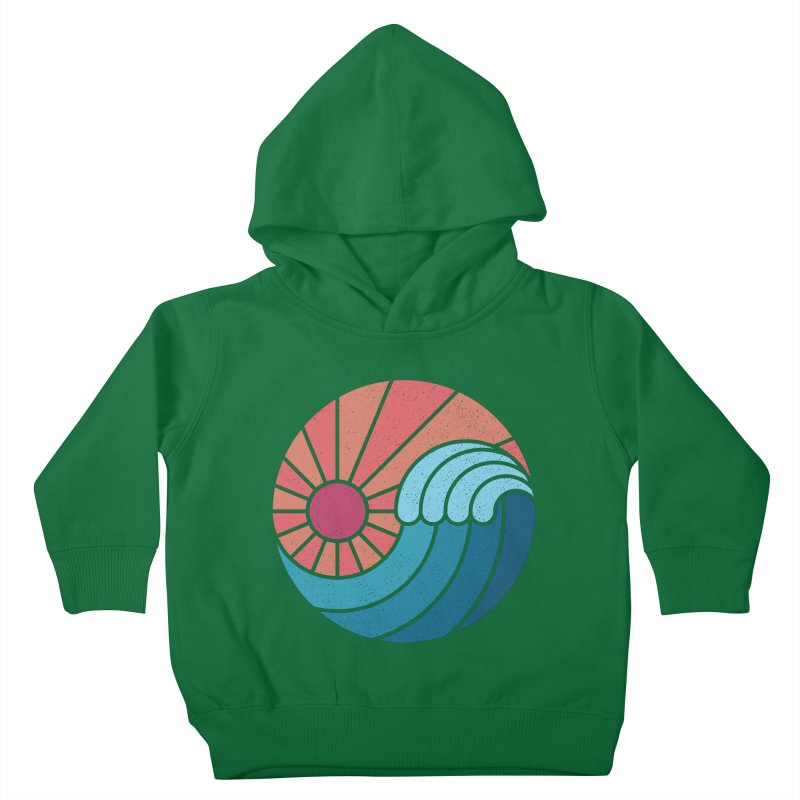 Sun & Sea Kids Toddler Pullover Hoody by thepapercrane's shop