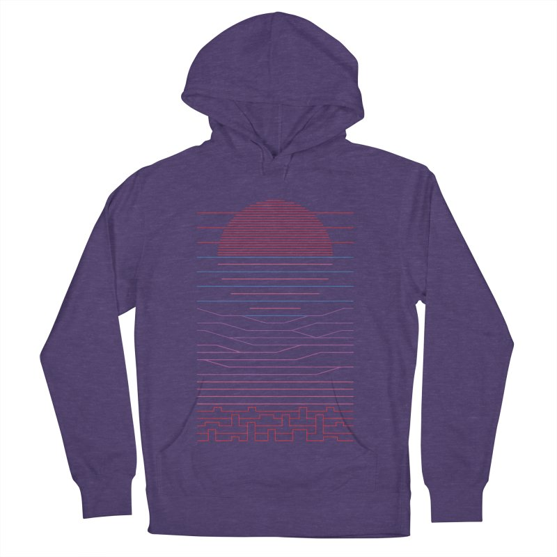 Leave The City For The Sea Women's Pullover Hoody by thepapercrane's shop