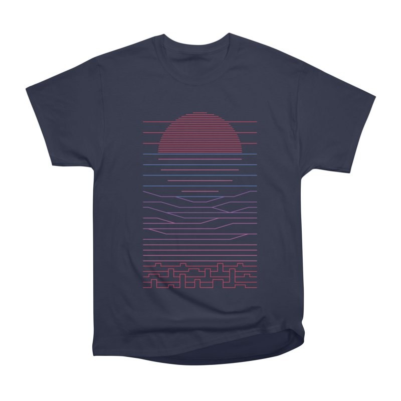 Leave The City For The Sea Women's Classic Unisex T-Shirt by thepapercrane's shop