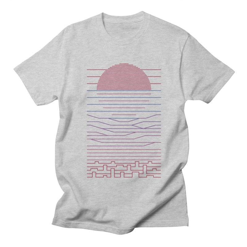 Leave The City For The Sea Women's Unisex T-Shirt by thepapercrane's shop