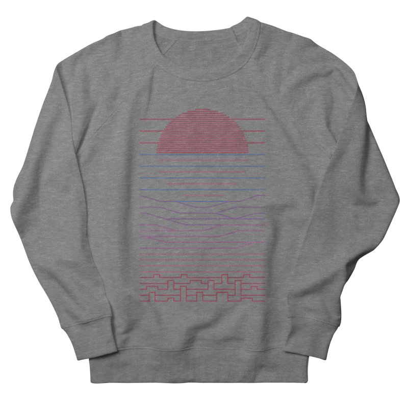 Leave The City For The Sea Women's Sweatshirt by thepapercrane's shop