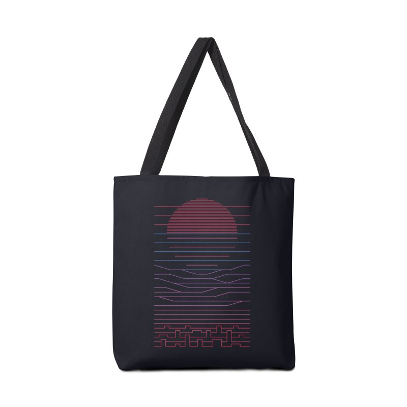 Leave The City For The Sea Accessories Bag by thepapercrane's shop