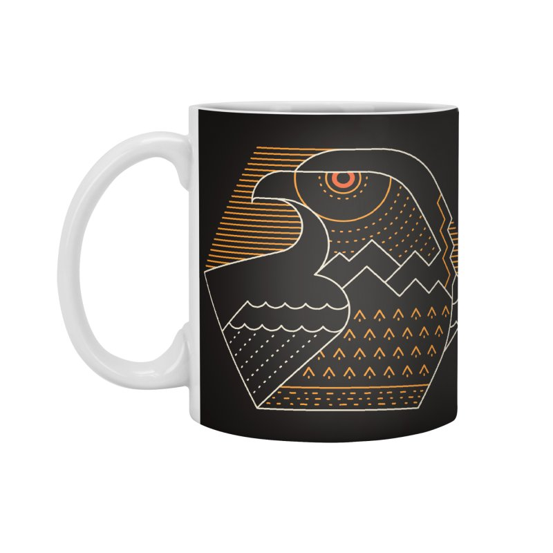 Earth Guardian Accessories Mug by thepapercrane's shop