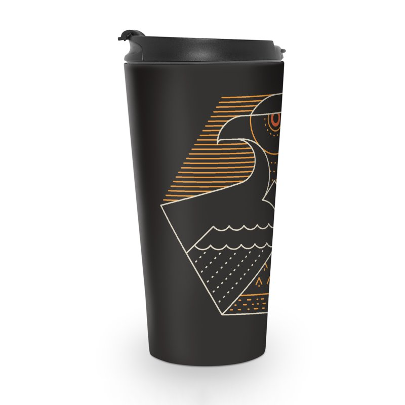 Earth Guardian Accessories Travel Mug by thepapercrane's shop
