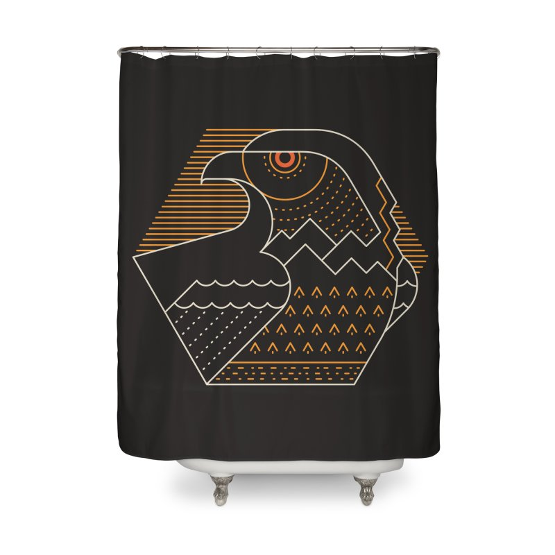 Earth Guardian Home Shower Curtain by thepapercrane's shop