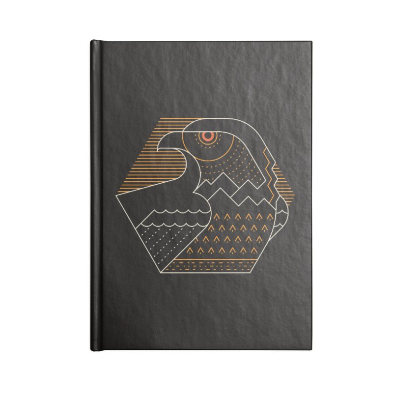 Earth Guardian Accessories Notebook by thepapercrane's shop