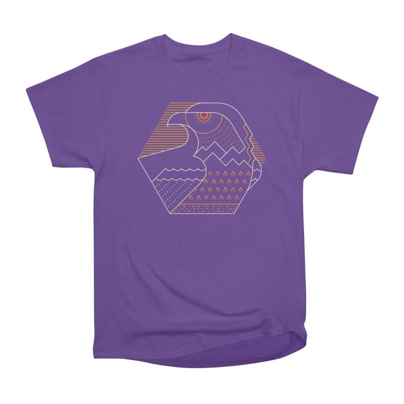 Earth Guardian Men's T-Shirt by thepapercrane's shop