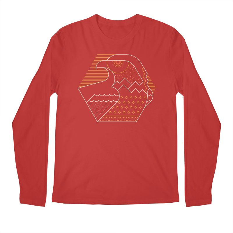 Earth Guardian Men's Regular Longsleeve T-Shirt by thepapercrane's shop