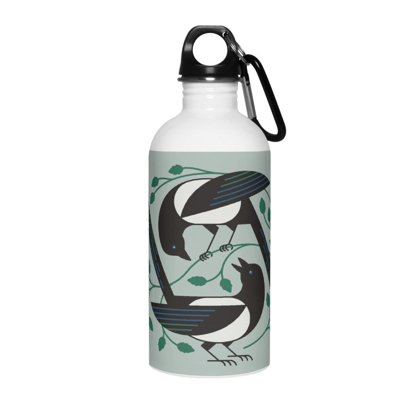 The Joy Of Spring Accessories Water Bottle by thepapercrane's shop