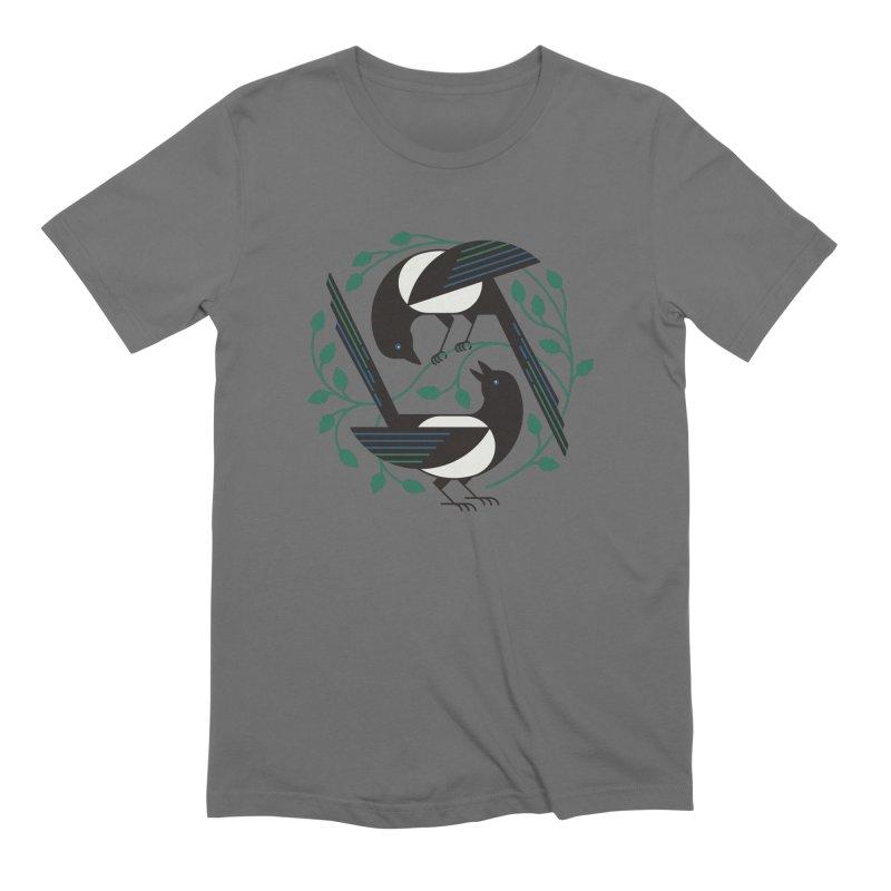 The Joy Of Spring Men's T-Shirt by thepapercrane's shop