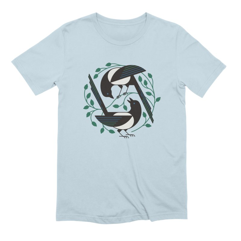 The Joy Of Spring Men's Extra Soft T-Shirt by thepapercrane's shop