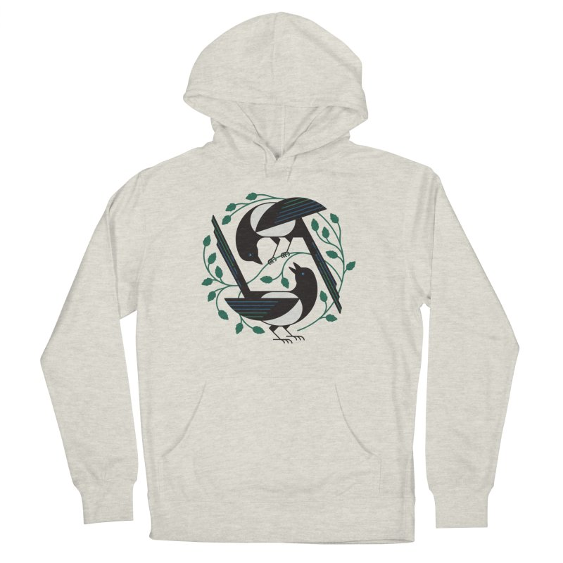 The Joy Of Spring Men's French Terry Pullover Hoody by thepapercrane's shop