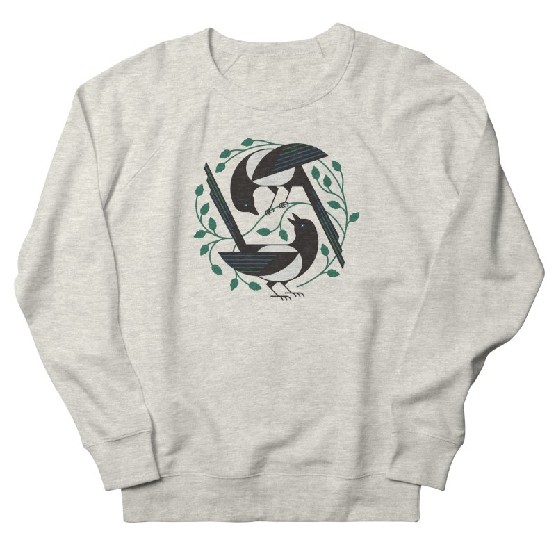 The Joy Of Spring Men's French Terry Sweatshirt by thepapercrane's shop