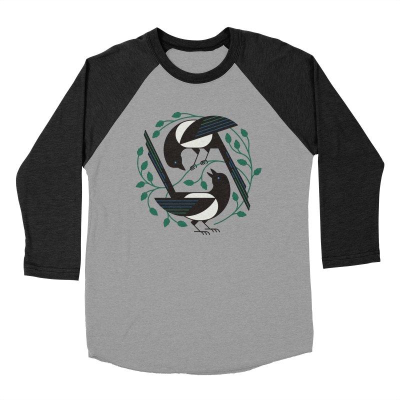 The Joy Of Spring Women's Baseball Triblend Longsleeve T-Shirt by thepapercrane's shop