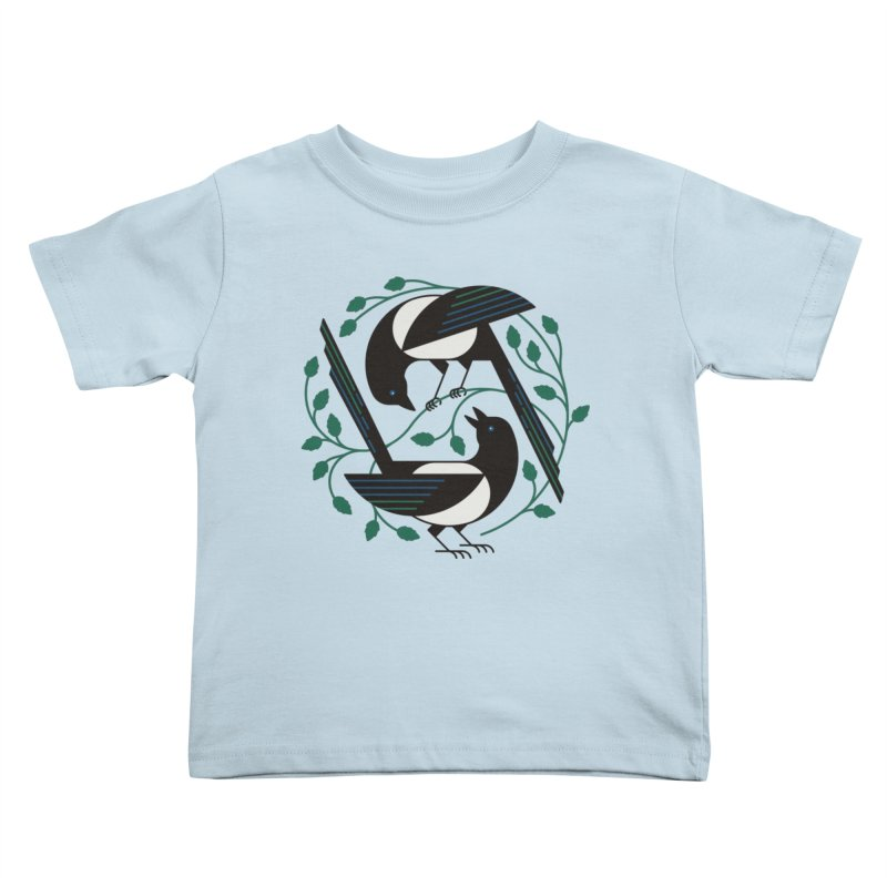 The Joy Of Spring Kids Toddler T-Shirt by thepapercrane's shop
