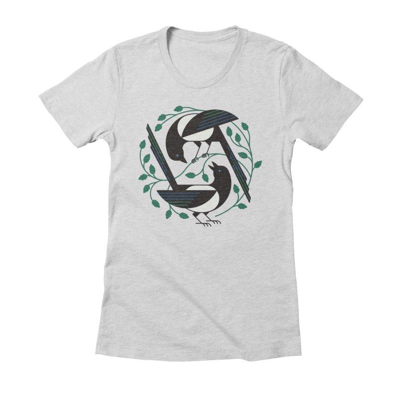 The Joy Of Spring Women's T-Shirt by thepapercrane's shop