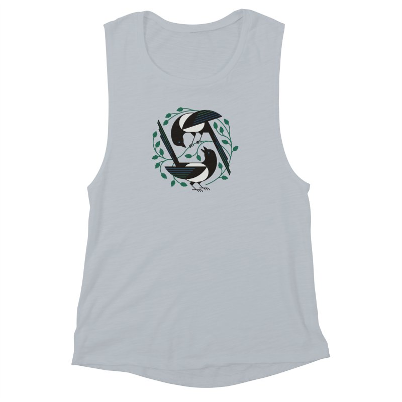 The Joy Of Spring Women's Muscle Tank by thepapercrane's shop