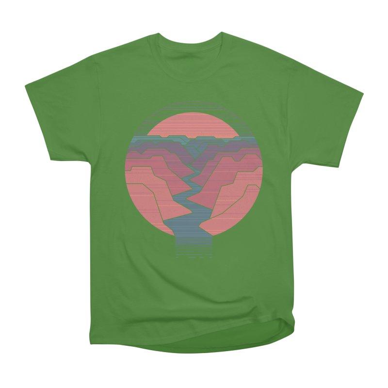 Canyon River Women's Classic Unisex T-Shirt by thepapercrane's shop
