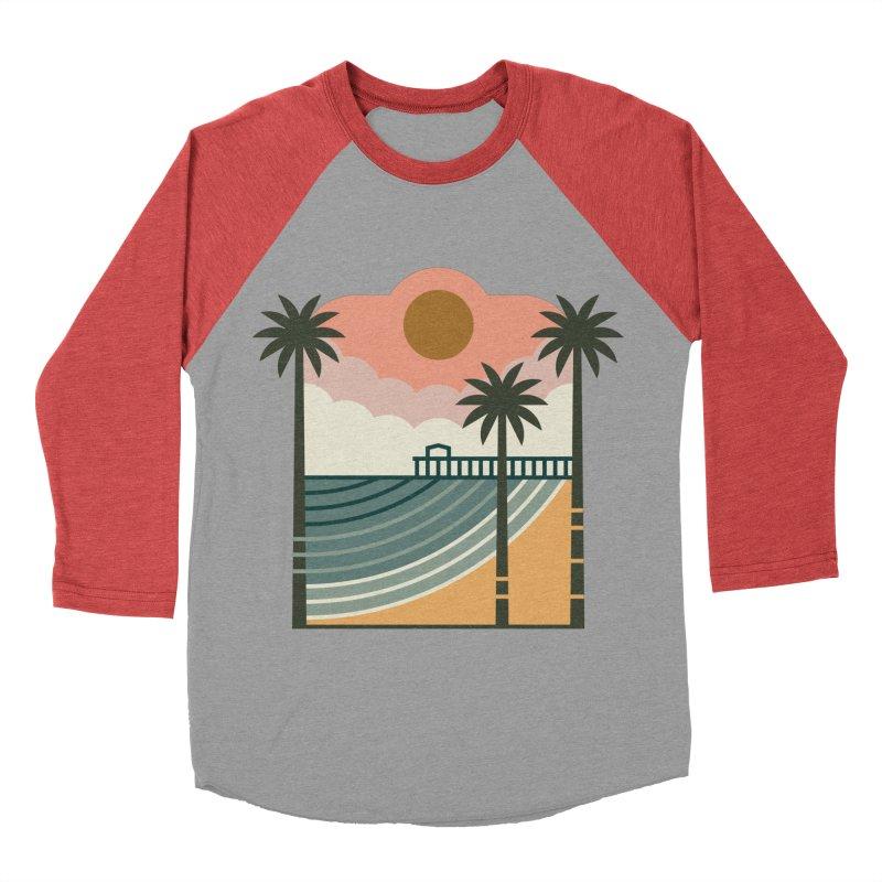 The Pier Men's Longsleeve T-Shirt by thepapercrane's shop