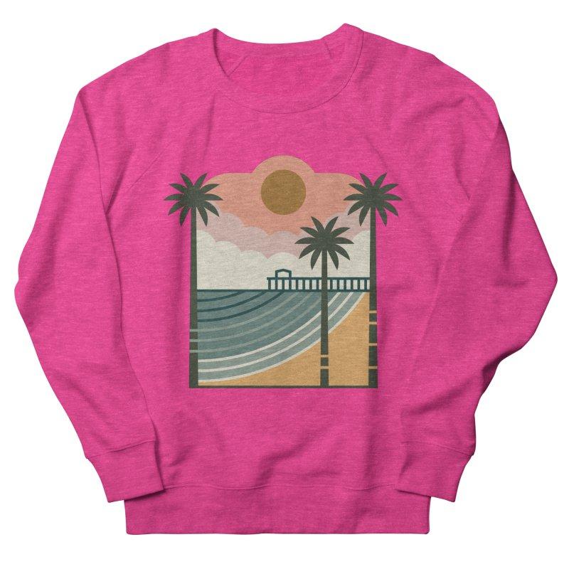 The Pier Men's French Terry Sweatshirt by thepapercrane's shop