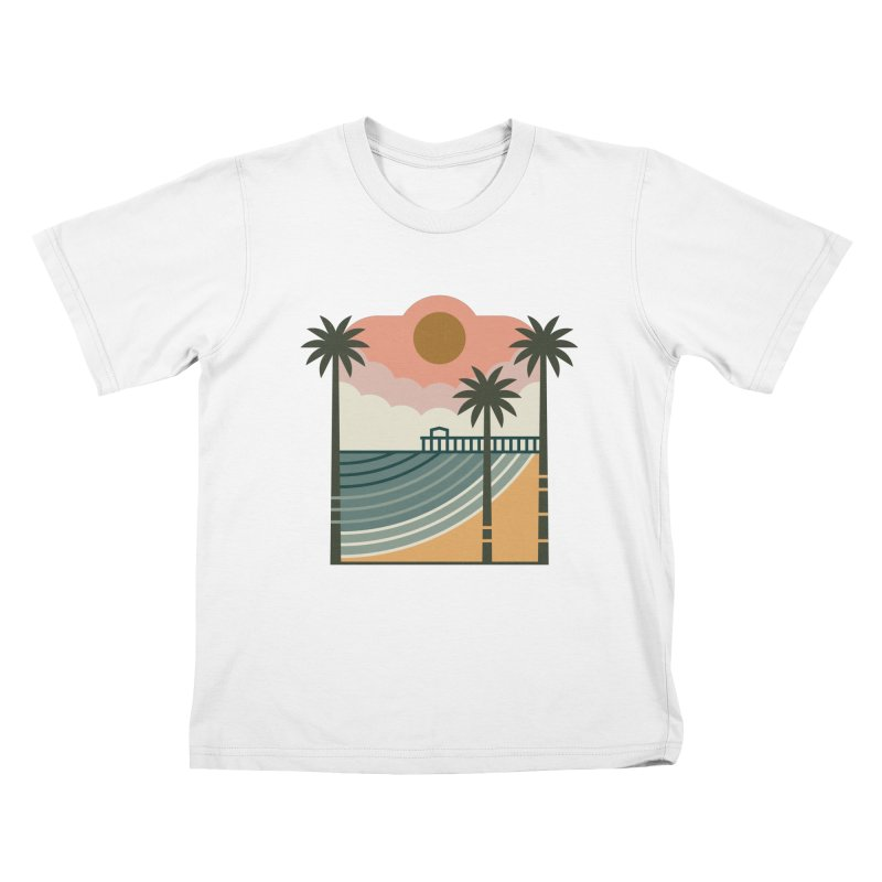 The Pier Kids T-Shirt by thepapercrane's shop