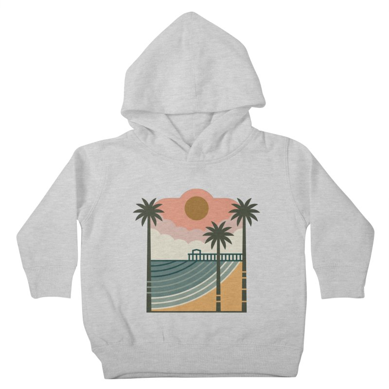 The Pier Kids Toddler Pullover Hoody by thepapercrane's shop