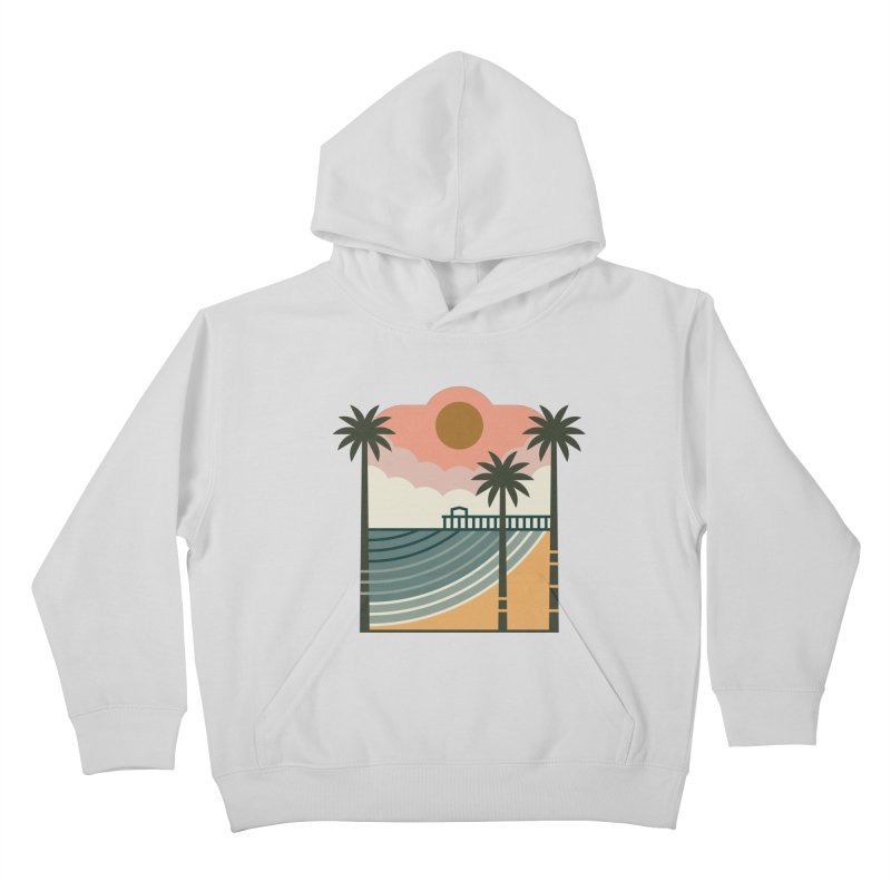 The Pier Kids Pullover Hoody by thepapercrane's shop