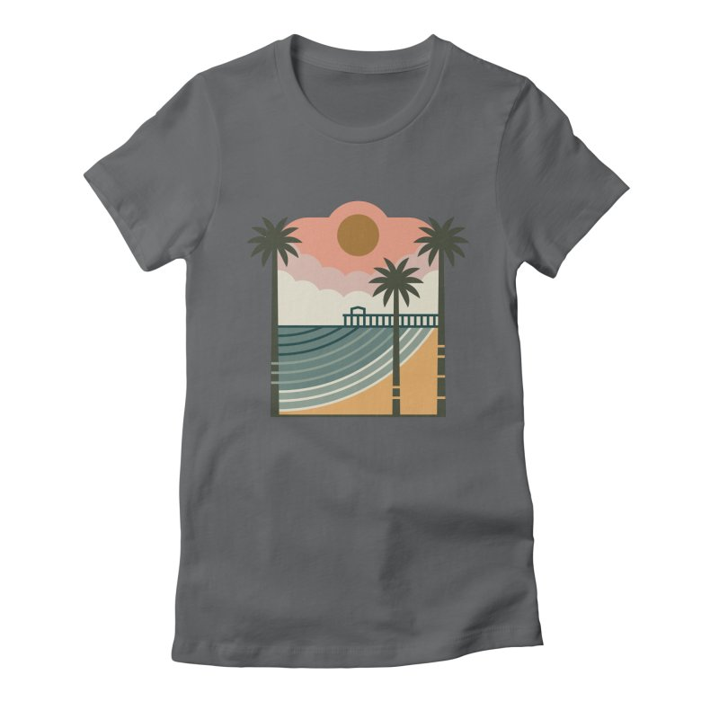 The Pier Women's T-Shirt by thepapercrane's shop