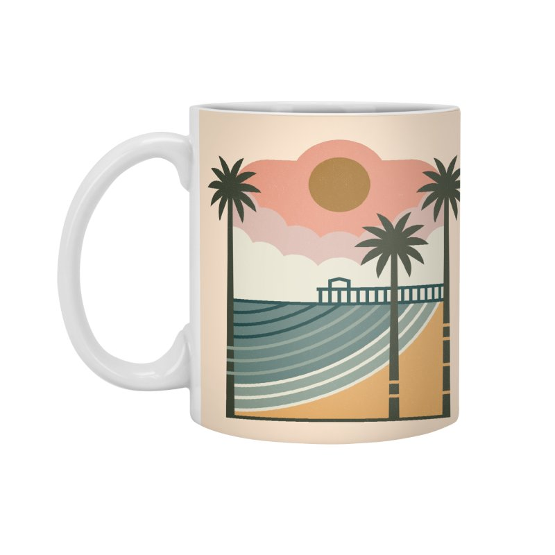 The Pier Accessories Standard Mug by thepapercrane's shop