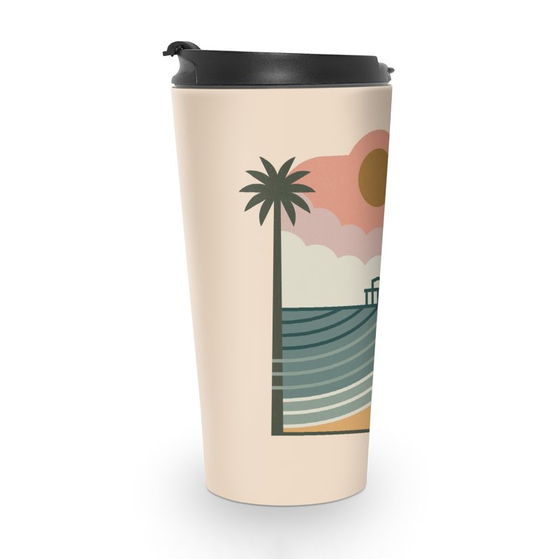 The Pier Accessories Travel Mug by thepapercrane's shop