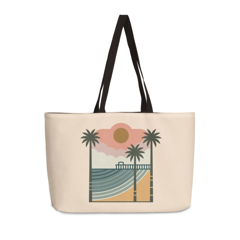 The Pier Accessories Weekender Bag Bag by thepapercrane's shop