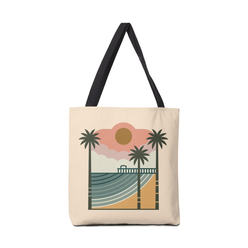 The Pier Accessories Tote Bag Bag by thepapercrane's shop