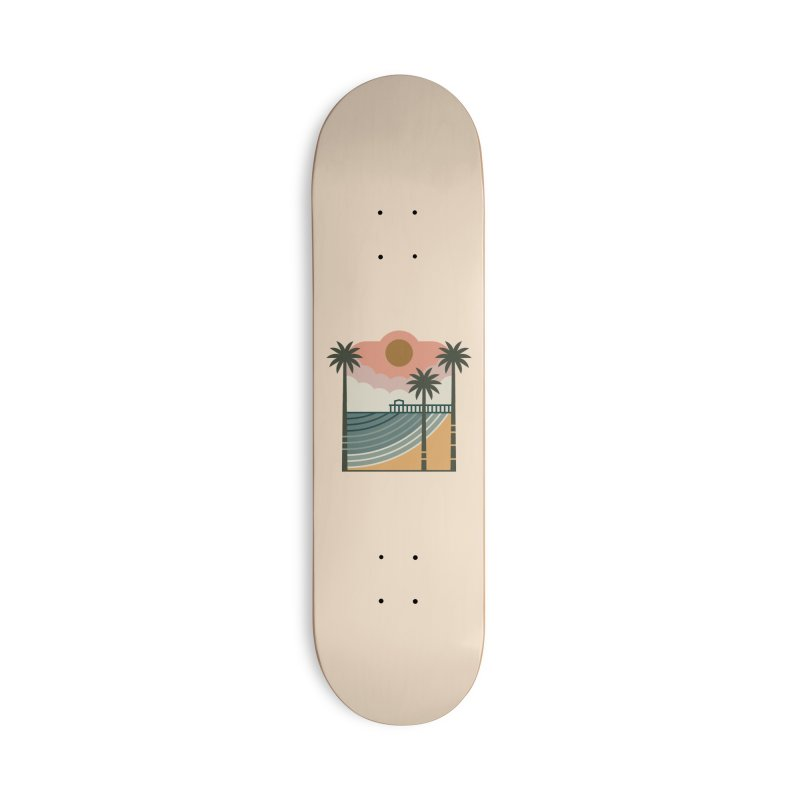 The Pier Accessories Skateboard by thepapercrane's shop