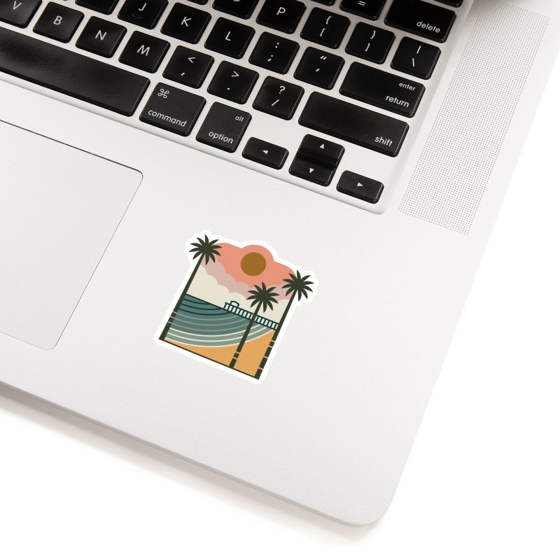 The Pier Accessories Sticker by thepapercrane's shop