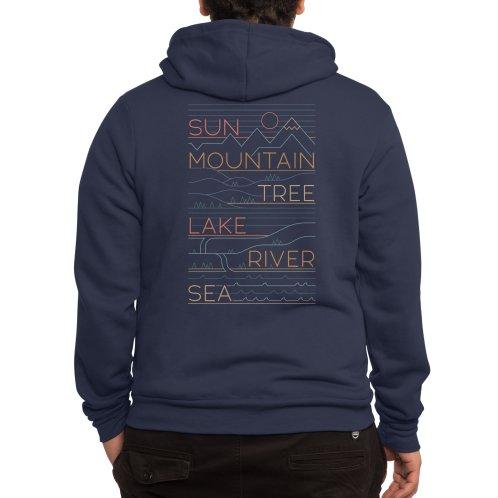 image for Sun, Mountain, Tree