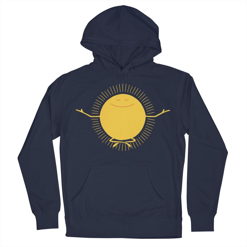 Sun Worshipper Men's Pullover Hoody by thepapercrane's shop