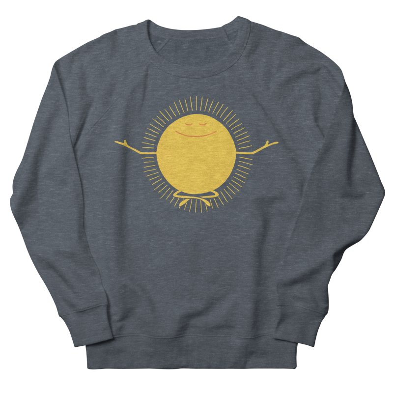 Sun Worshipper Women's Sweatshirt by thepapercrane's shop