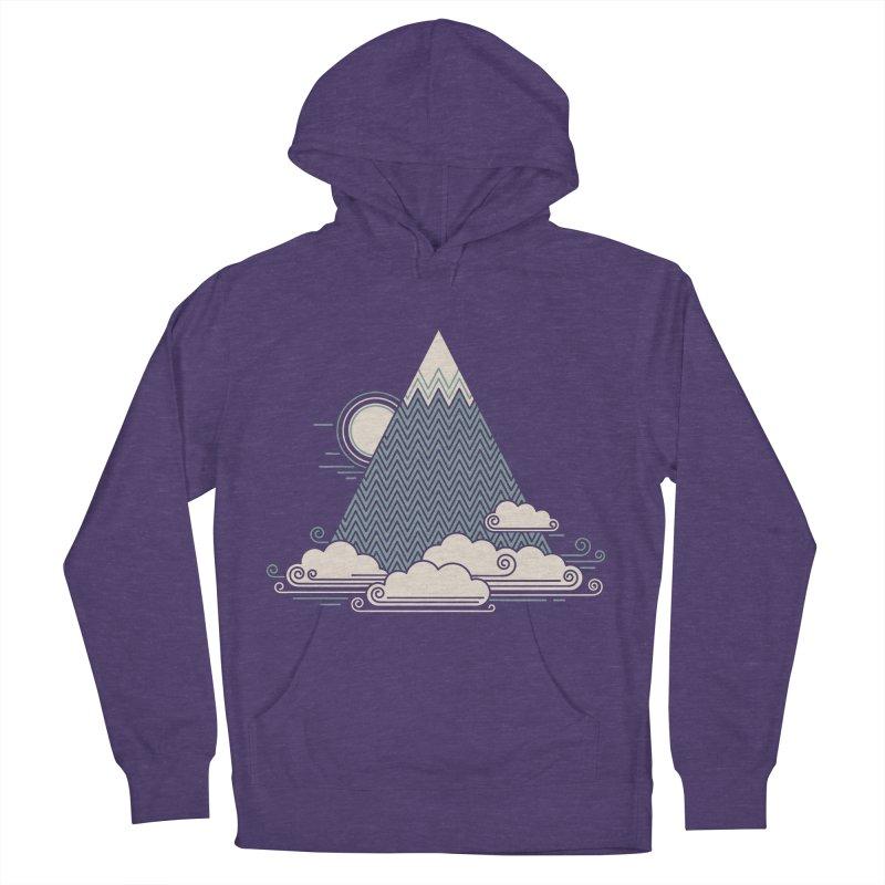 Cloud Mountain Women's Pullover Hoody by thepapercrane's shop