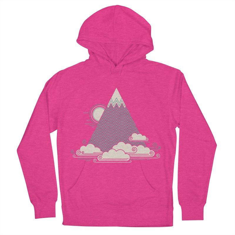 Cloud Mountain Men's Pullover Hoody by thepapercrane's shop