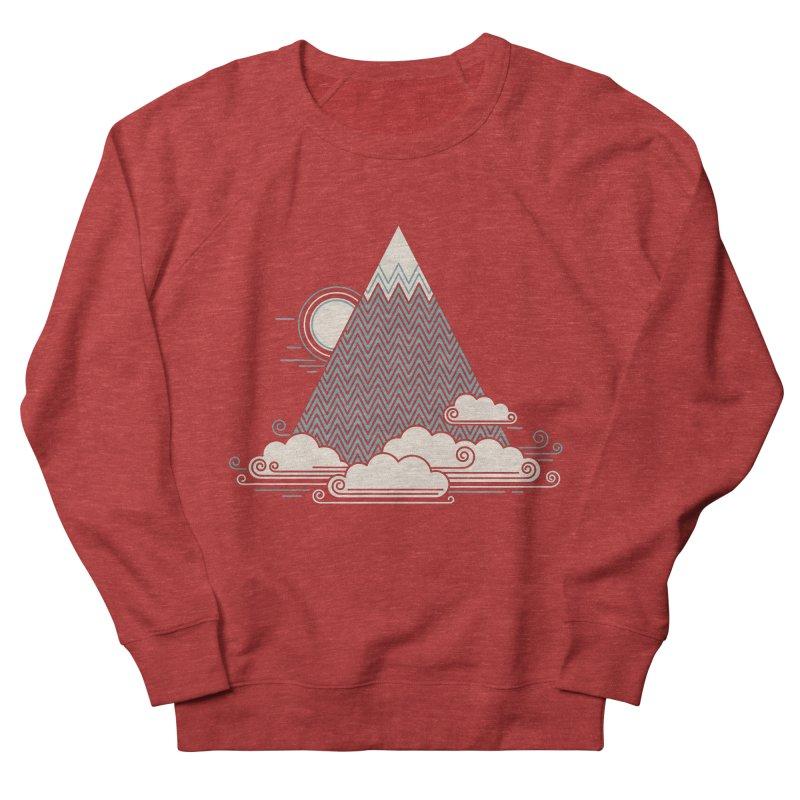 Cloud Mountain Women's Sweatshirt by thepapercrane's shop
