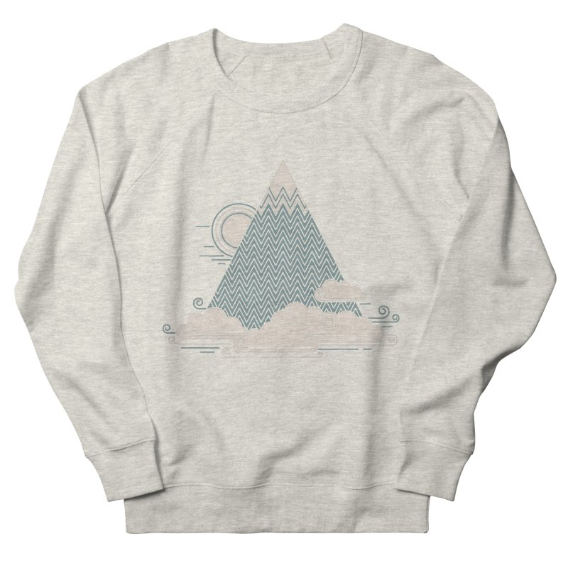 Cloud Mountain Women's Sweatshirt by thepapercrane's shop