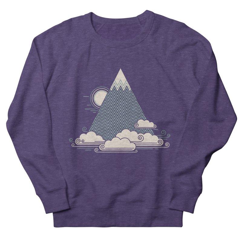 Cloud Mountain Men's Sweatshirt by thepapercrane's shop