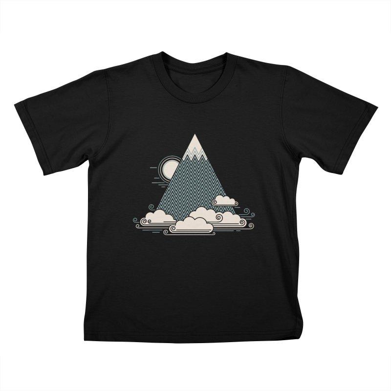 Cloud Mountain   by thepapercrane's shop