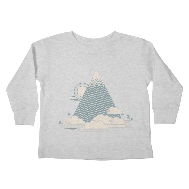 Cloud Mountain   by thepapercrane's shop