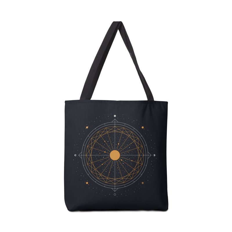 Order Out Of Chaos Accessories Bag by thepapercrane's shop